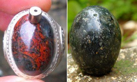 Batu Bertuah: Batu Badar Besi