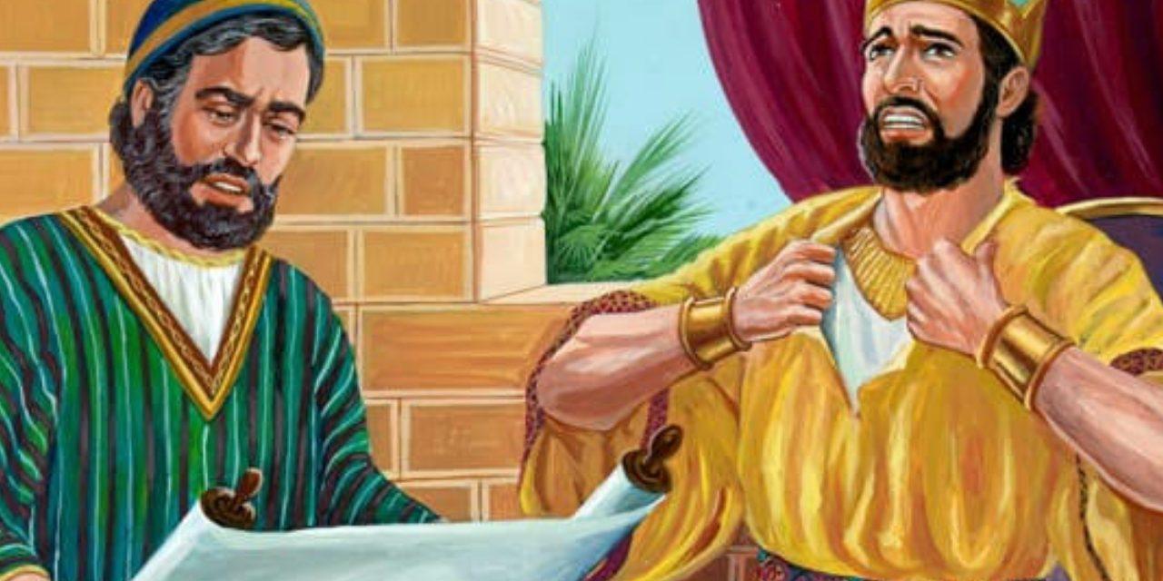 Surat Penggetar Hati Harun Al Rasyid
