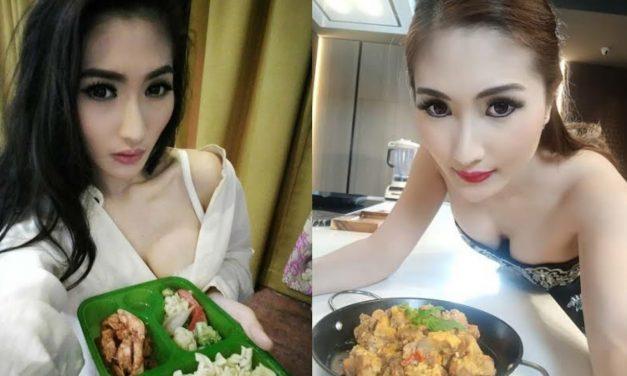 Mengetahui Nafsu Wanita dari Cara Makannya